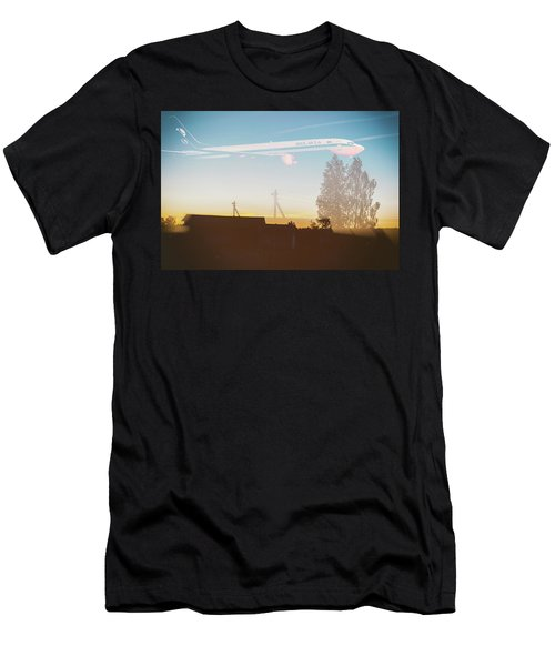 Countryside Boeing Men's T-Shirt (Athletic Fit)