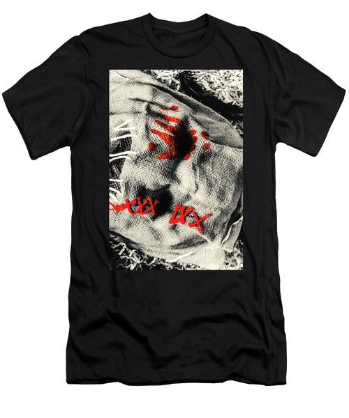 Countryside Of Terror Men's T-Shirt (Athletic Fit)