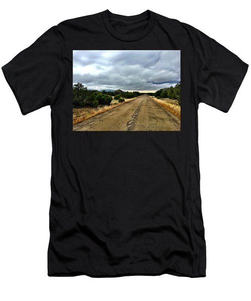 County Road Men's T-Shirt (Athletic Fit)
