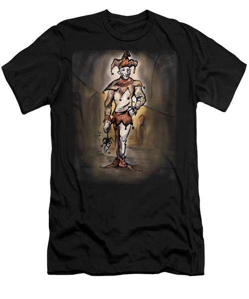 Court Jester Men's T-Shirt (Athletic Fit)