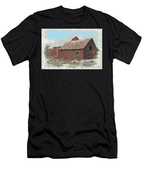 Coventry Barn Men's T-Shirt (Athletic Fit)