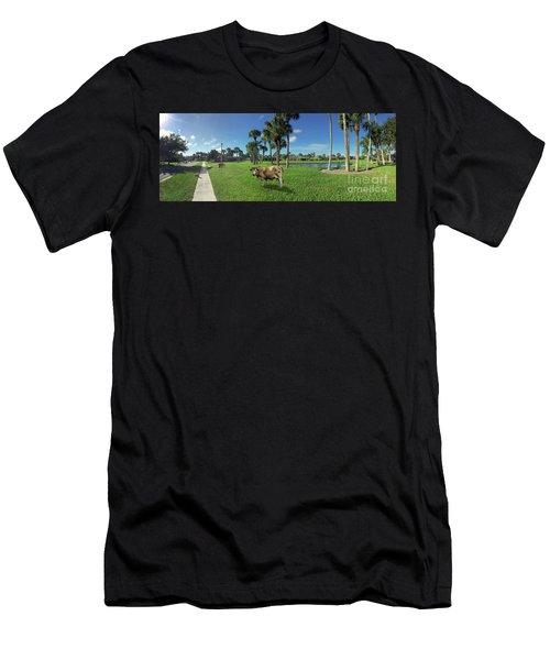 Cow Men's T-Shirt (Athletic Fit)