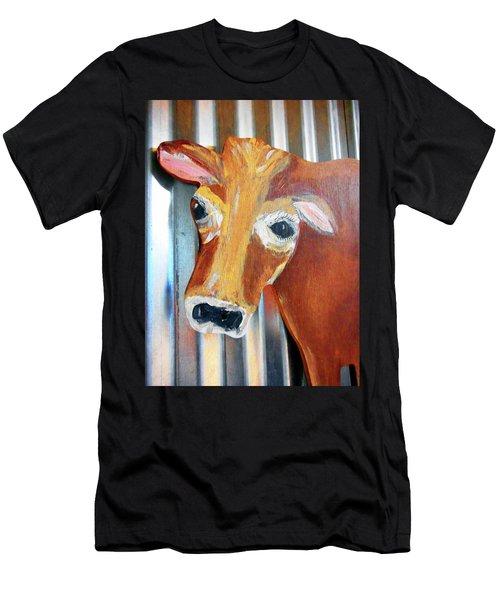 Cows 4 Men's T-Shirt (Athletic Fit)