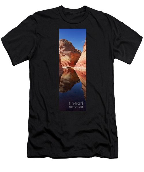 Coyote Buttes, Arizona Men's T-Shirt (Athletic Fit)