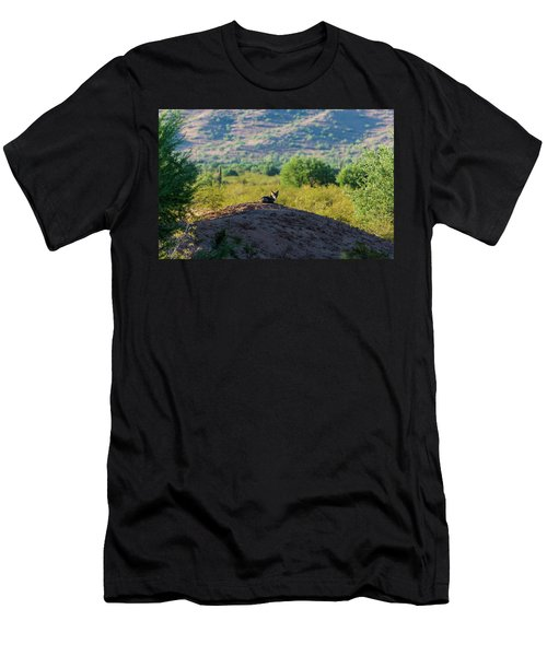 Coyote Hill Men's T-Shirt (Athletic Fit)