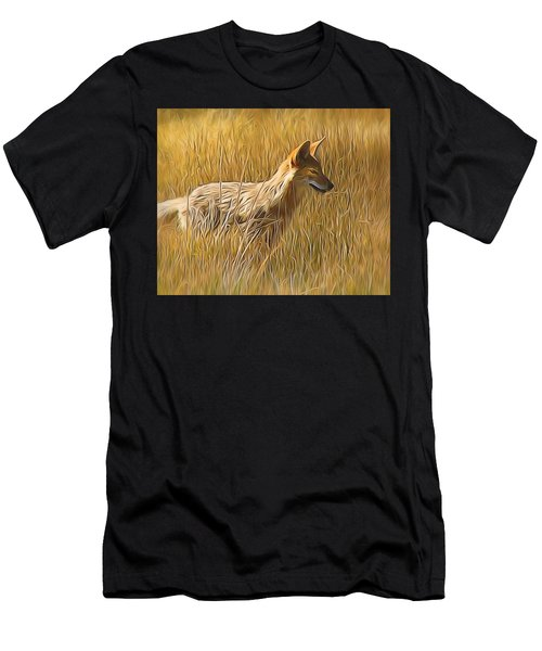 Coyote Sunshine Men's T-Shirt (Athletic Fit)