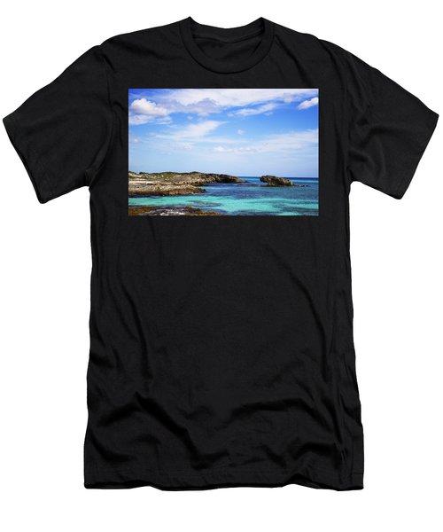 Cozumel Mexico Men's T-Shirt (Athletic Fit)