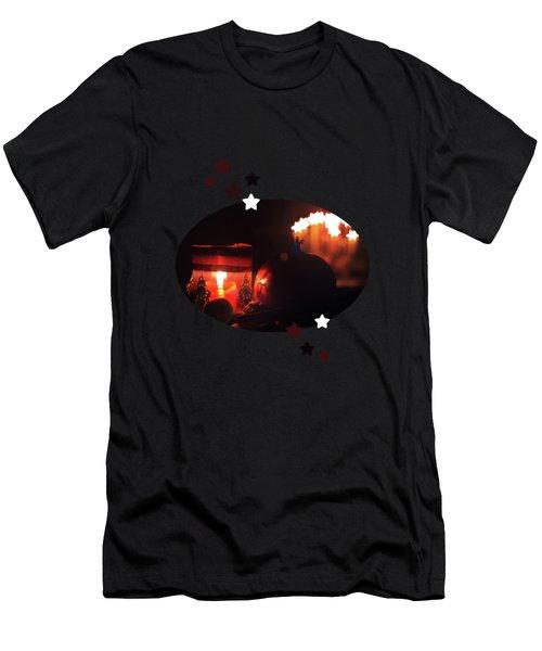 Cozy Advent Men's T-Shirt (Athletic Fit)