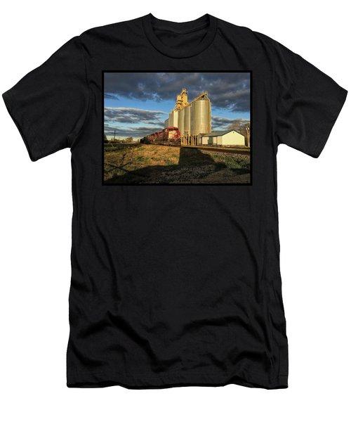 Cp Train Men's T-Shirt (Athletic Fit)