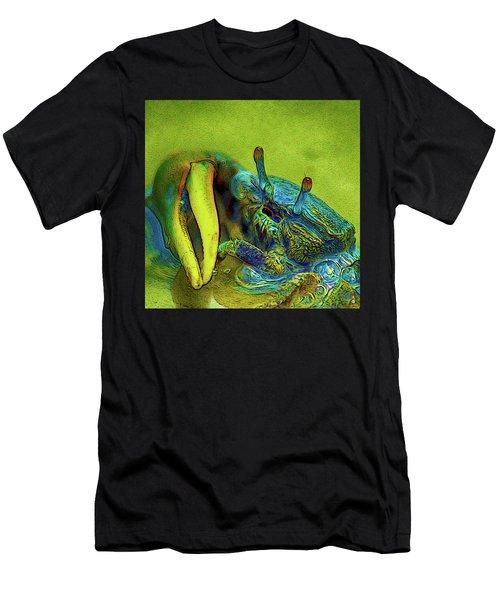 Crab Cakez 2 Men's T-Shirt (Athletic Fit)