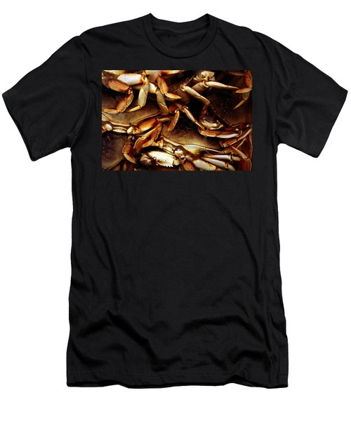 Crabs Awaiting Their Fate Men's T-Shirt (Athletic Fit)