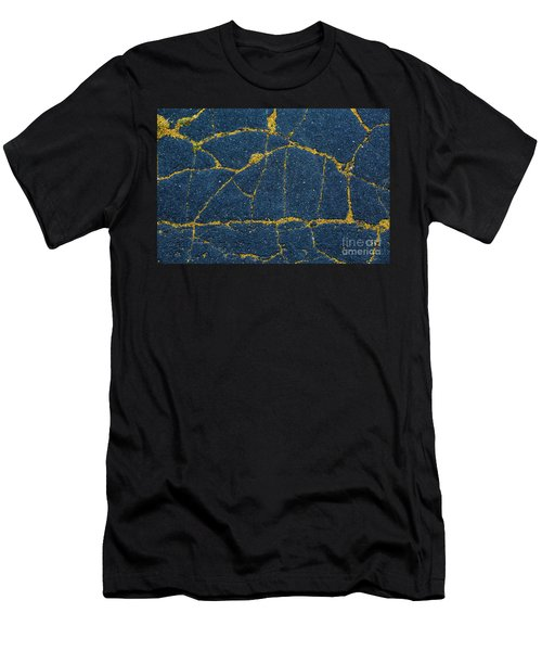 Cracked #5 Men's T-Shirt (Athletic Fit)