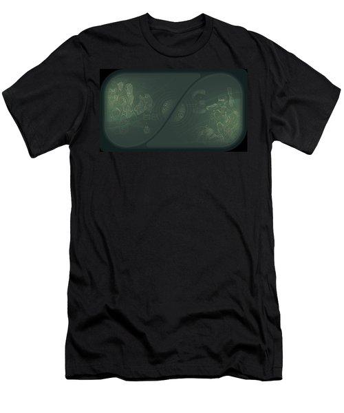 Cradle Men's T-Shirt (Athletic Fit)