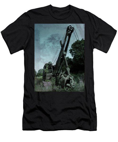 Crane Men's T-Shirt (Athletic Fit)