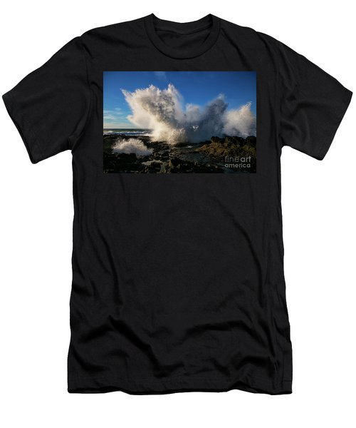 Crash Landing Men's T-Shirt (Athletic Fit)