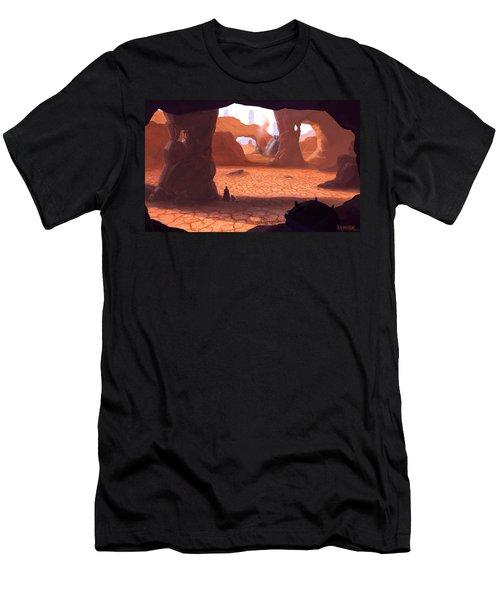 Crash Men's T-Shirt (Athletic Fit)