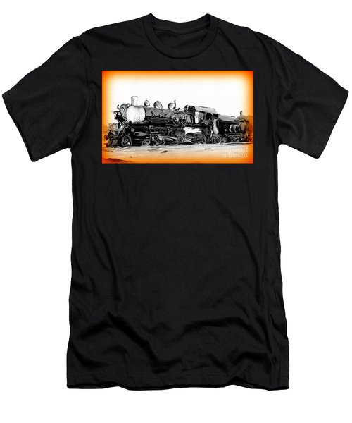 Crazy Train 2 Men's T-Shirt (Athletic Fit)