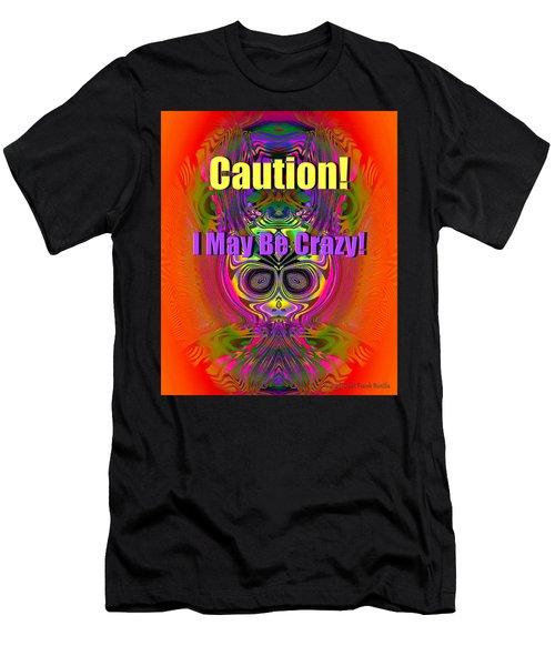 Crazy Men's T-Shirt (Athletic Fit)