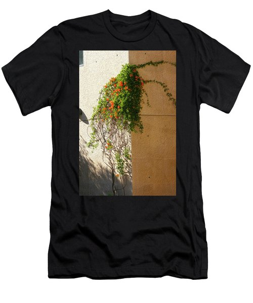 Creeping Plants Men's T-Shirt (Athletic Fit)