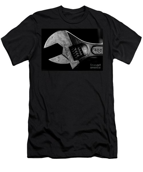 Men's T-Shirt (Slim Fit) featuring the photograph Adjustable by Douglas Stucky