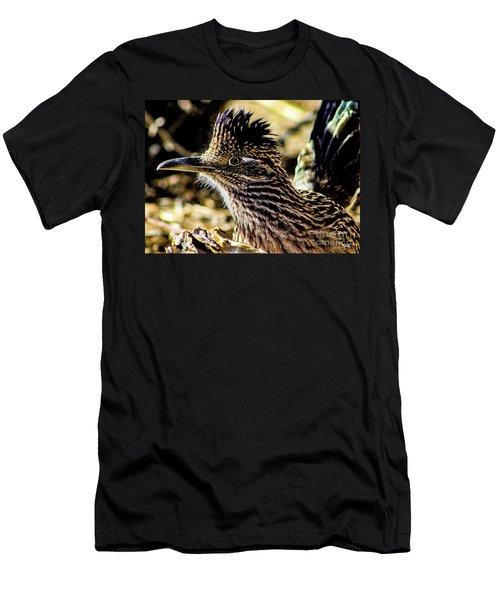 Cresting Roadrunner Men's T-Shirt (Athletic Fit)