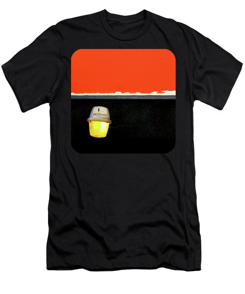 Crooked Men's T-Shirt (Athletic Fit)