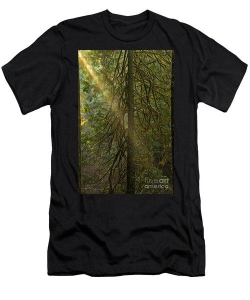 Cross Beam Men's T-Shirt (Athletic Fit)