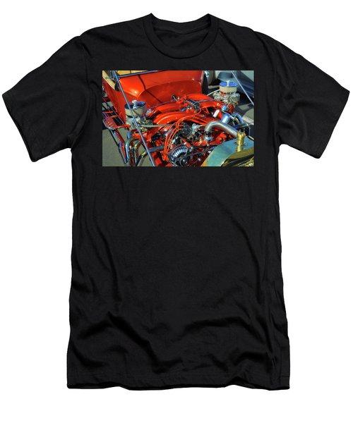 Crossflow Men's T-Shirt (Athletic Fit)