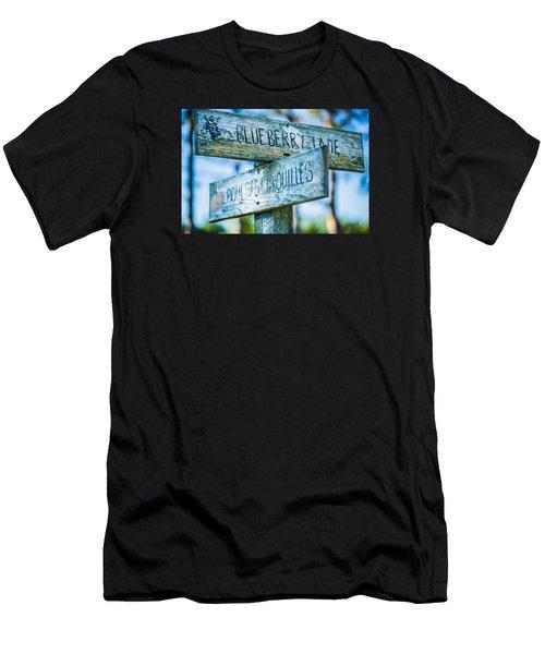 Crossroads Men's T-Shirt (Athletic Fit)