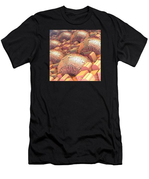 Crowded Men's T-Shirt (Athletic Fit)