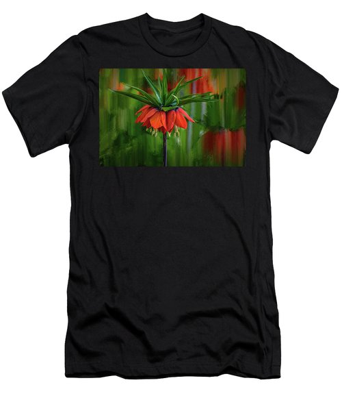 Crown-imperial Abstract #h5 Men's T-Shirt (Athletic Fit)