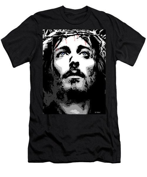 Crown Of Thorns Men's T-Shirt (Athletic Fit)