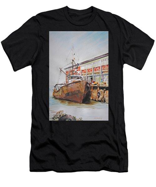 Crown Royal Men's T-Shirt (Athletic Fit)