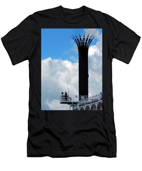 Crowned Clouds Men's T-Shirt (Athletic Fit)