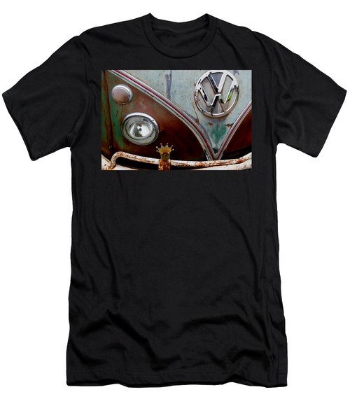 Crowned - Vw Men's T-Shirt (Athletic Fit)