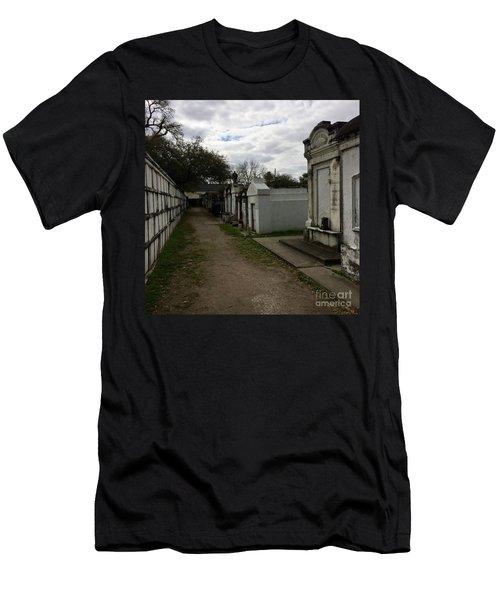 Crypts Men's T-Shirt (Athletic Fit)