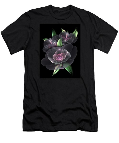 Crystal Bouquet Men's T-Shirt (Athletic Fit)