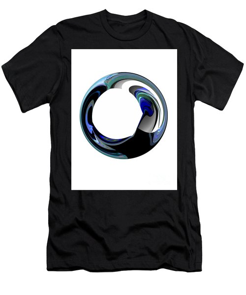 Crystal Alliance Men's T-Shirt (Slim Fit) by Thibault Toussaint