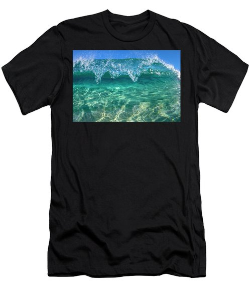 Crystal Clam Men's T-Shirt (Athletic Fit)