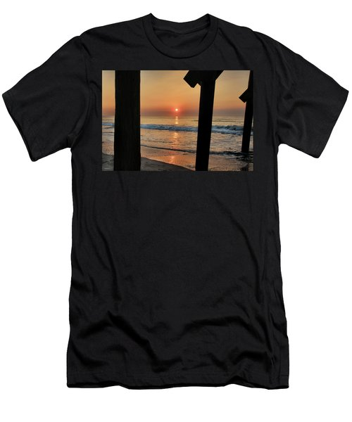 Crystal Sunrise Men's T-Shirt (Athletic Fit)