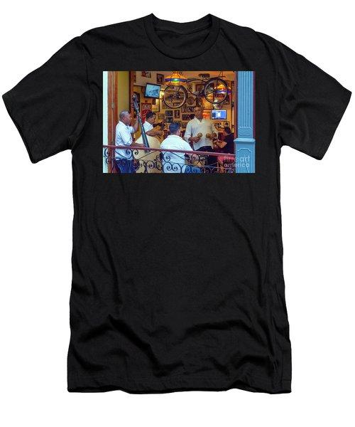 Cuba 0048 Men's T-Shirt (Athletic Fit)
