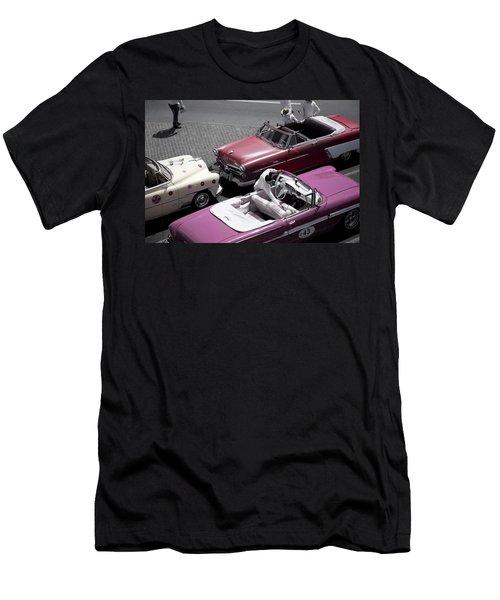 Cuba #3 Men's T-Shirt (Athletic Fit)