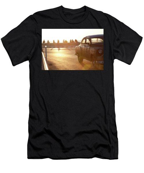 Cuba #4 Men's T-Shirt (Athletic Fit)