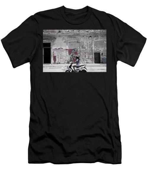 Cuba #5 Men's T-Shirt (Athletic Fit)
