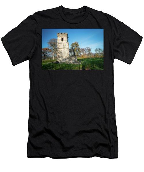 Cuchulains Castle Men's T-Shirt (Slim Fit) by Marty Garland