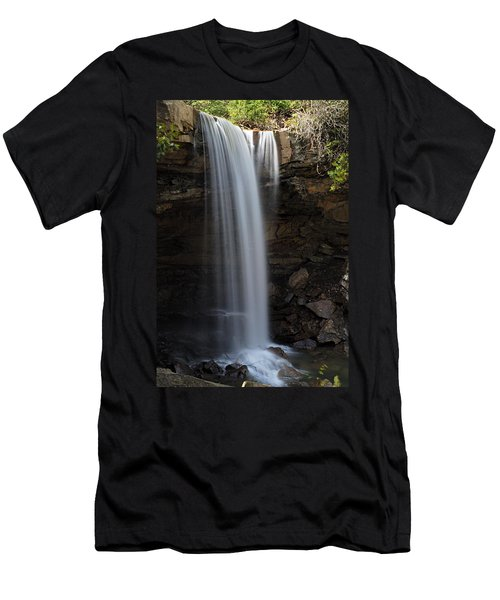 Cucumber Falls 3 Men's T-Shirt (Athletic Fit)