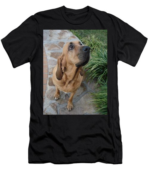 Cujo Looking At A Butterfly Men's T-Shirt (Athletic Fit)