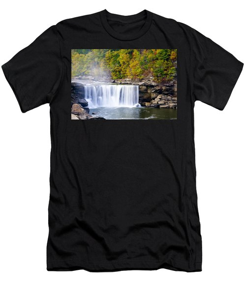 Cumberland Falls Men's T-Shirt (Athletic Fit)