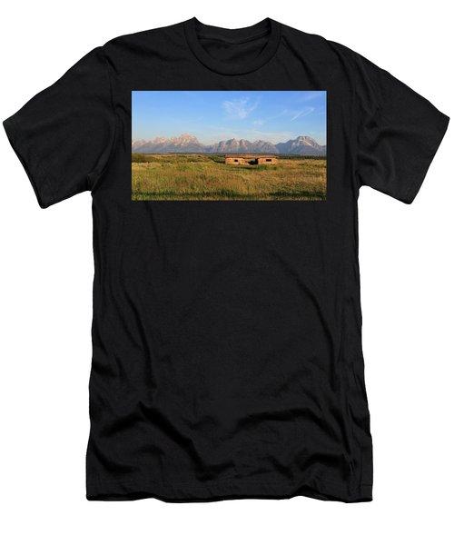 Cunningham Cabin Men's T-Shirt (Athletic Fit)