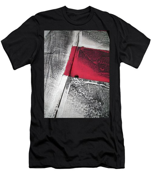 Curbs At The Canadian Formula 1 Grand Prix Men's T-Shirt (Athletic Fit)